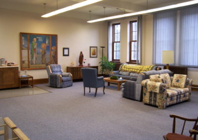 Joan's Lounge by Conference Room