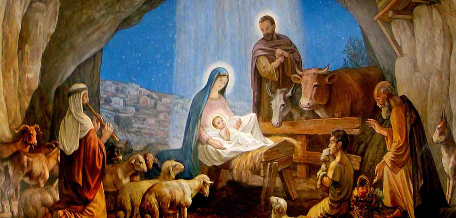 A Reflection on the Incarnation