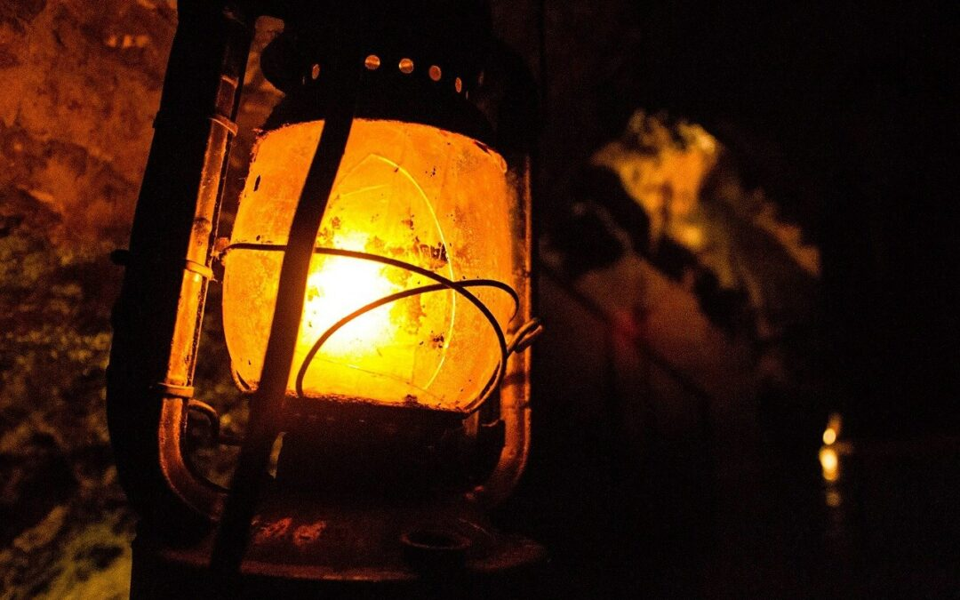 A Lantern in the Darkness